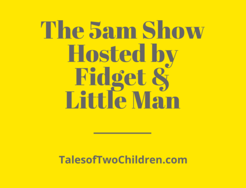 The 5am Show Hosted by Fidget & Little Man